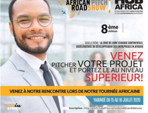 An African Pitch Road Show invites you!!!